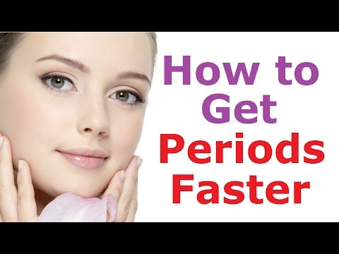 10 Best Ways to Come Periods Faster | How to Get Periods Faster