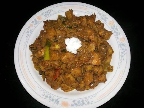Nellore Aratikaya Curry