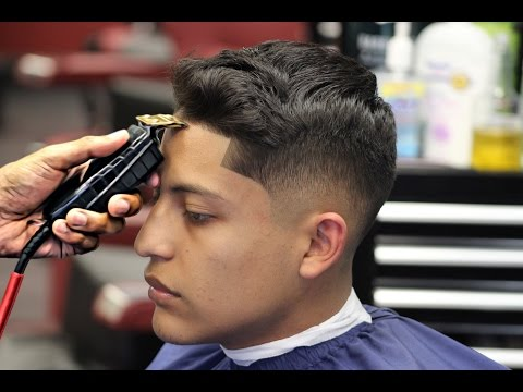 HAIRCUT: Step By Step Tutorial on a Low Fade HD