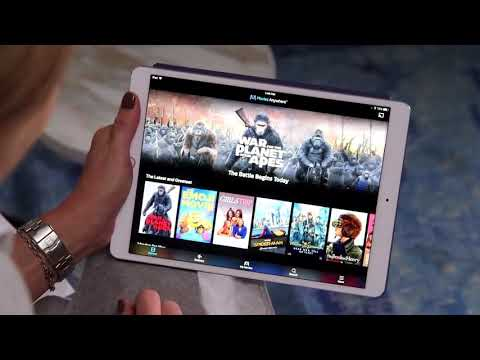 Movies Anywhere demonstration