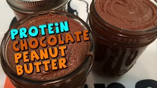 Protein Chocolate Peanut Butter Recipe