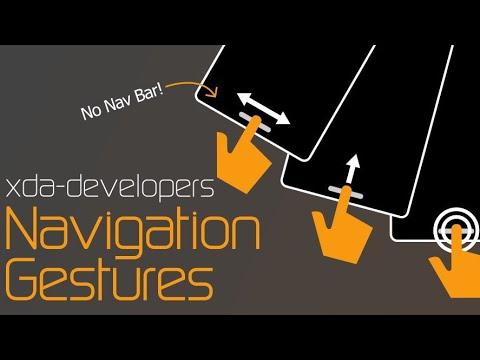 Xda Navigation Gestures adb Permission Process