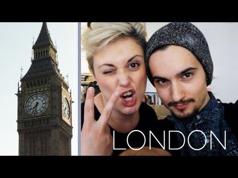 London Makeup School + Shooting - Vlog Londra