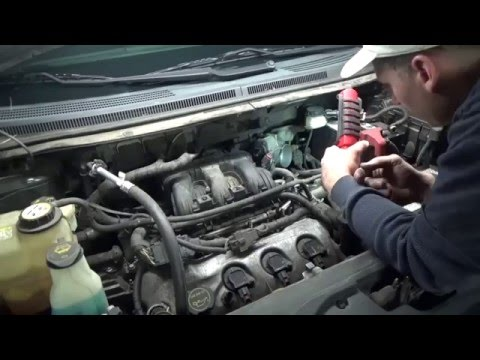 Ford Edge 3.5L Spark Plug Replacement