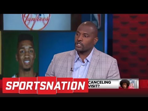Marcellus Wiley: Kaepernick should consider stopping protest, but keep cause | SportsNation | ESPN