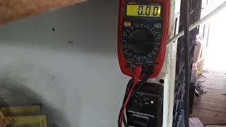 Mi precaución al medir voltaje