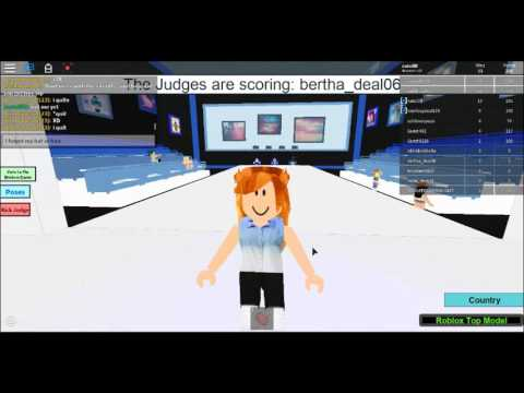 Roblox's Top Model How to get Free VIP