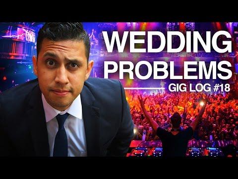 DJ GIG LOG: Wedding Problems | Unorganized & Unprepared | Tips & Tricks For DJ |  2 of 2
