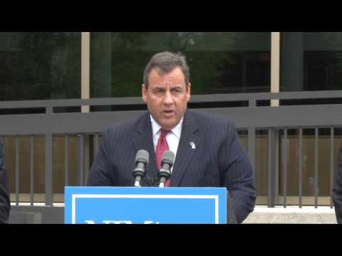 Governor Christie: This Is The Largest Unemployment Insurance Tax Relief In NJ History