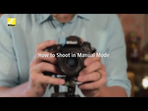 Nikon Unveiled: How to Shoot in Manual Mode
