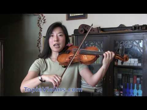 Fast Passages with Fast String Crossings on the Violin