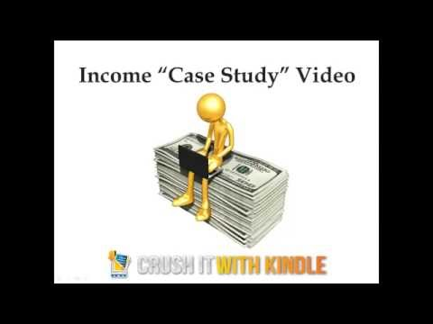 Kindle Book Income