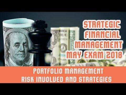 Portfolio Management I Risk Involved in Portfolio Management I Strategies in Portfolio Management