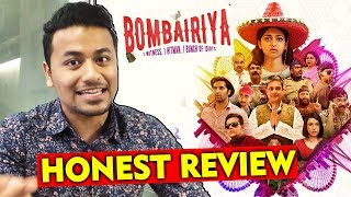 Bombairiya MOVIE REVIEW | Radhika Apte, Siddhanth Kapoor, Akshay Oberoi & Ravi Kishan