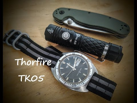 Thorfire TK05 - Alotta AA EDC for your $20