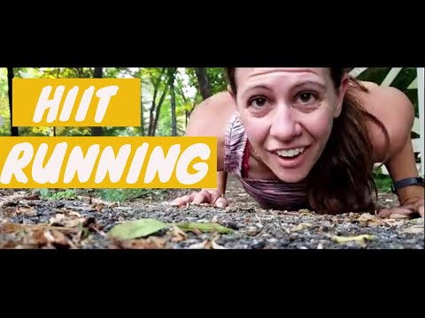 Hiit Cardio Running