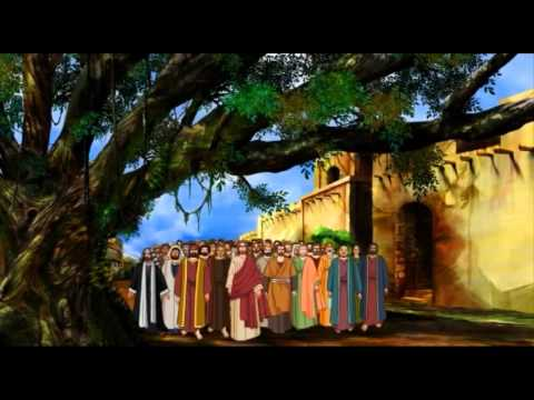 Bible stories for kids - Jesus and the Rich Young Ruler ( Christian English Cartoon Animation )