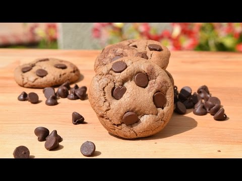 How to Make Nutella Chocolate Chip Cookies
