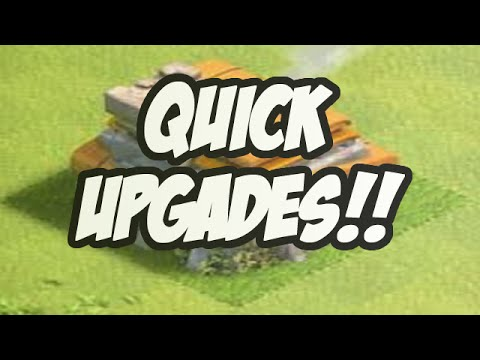 How To UpGrade your Townhall AS FAST AS POSSIBLE while Maxing (Clash of Clans)