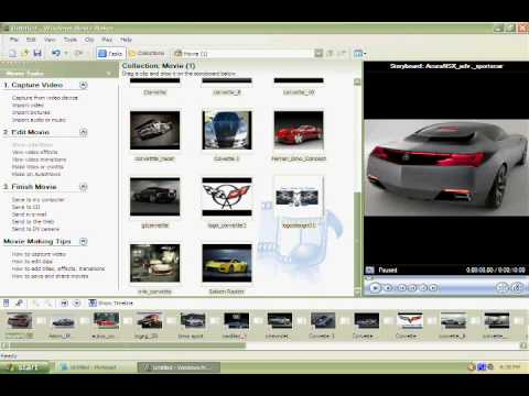 How to convert windows movie maker into windows media player