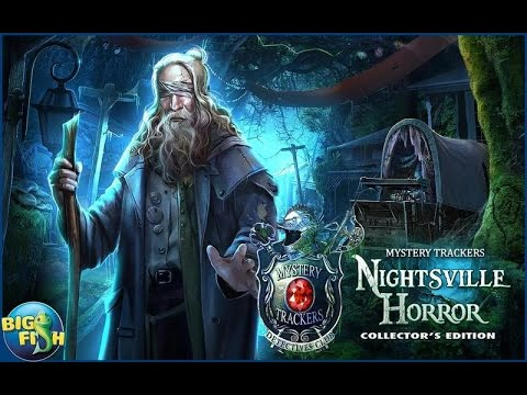 Mystery Trackers: Nightsville Horror [Android/iOS] Gameplay (HD)