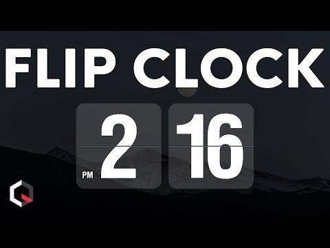 Old Clock Screensaver For Mac & Windows