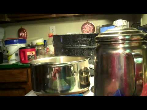 Preserving - Canning Pears