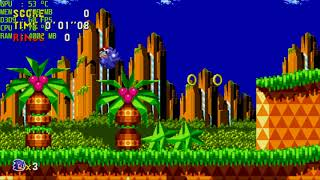 How to limit/cap frame rate at 60fps in Sonic CD PC/Steam Version