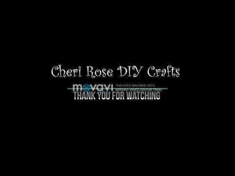 DIY Paper mache mask base tutorial by Cheri Rose