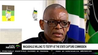Ace Magashule on meeting with Zuma and alleged plot to remove Ramaphosa