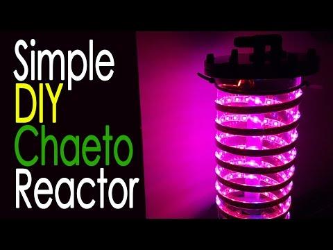 Easy DIY Chaeto Reactor