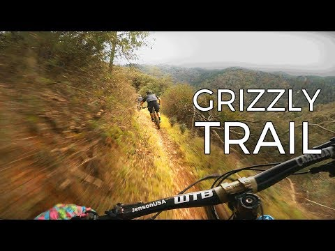 Pinned with the Homies - Grizzly Trail - Mountain Biking Auburn, California
