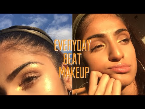 MY EVERYDAY GO TO 'BEAT' MAKEUP✨ | Trophy WIFE