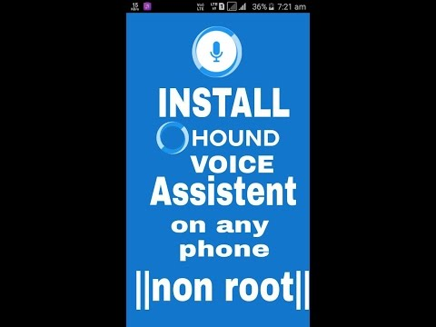 How to download Hound voice assistant in any android phone   NO ROOT  