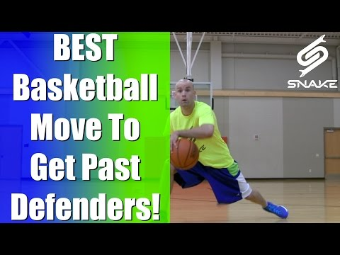 Best Basketball Moves Ever To: Break Ankles Get Past Defenders Get To The Rim - How To