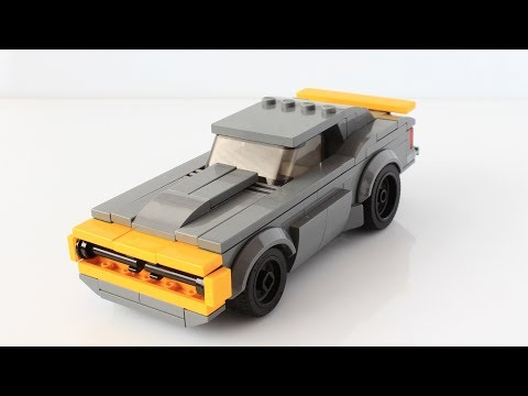 Lego Bumblebee Chevrolet Camaro from Transformers 4 Age of Extinction