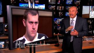 Dr. Phil Discusses Convicted Teen Murderer