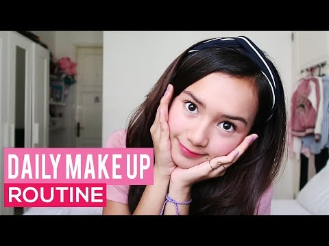 Beby Tsabina - My Daily Make Up Routine
