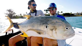 Download Found Some GIANTS in Tough Fishing Conditions Video