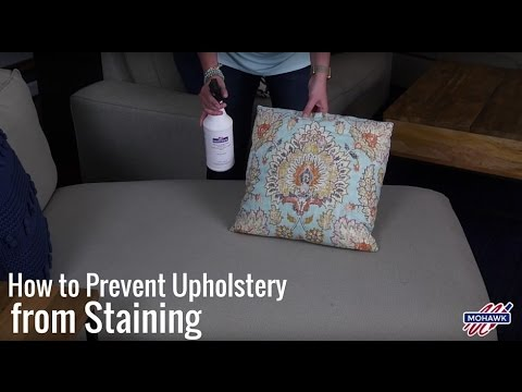 How to Prevent Upholstery from Staining
