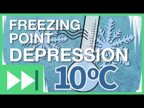What Is Freezing Point Depression?   Fast Forward Teachable Moment