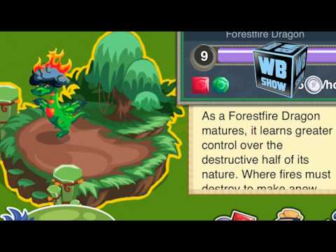 How to breed Forestfire Dragon in Dragon Story! WBANGCA!