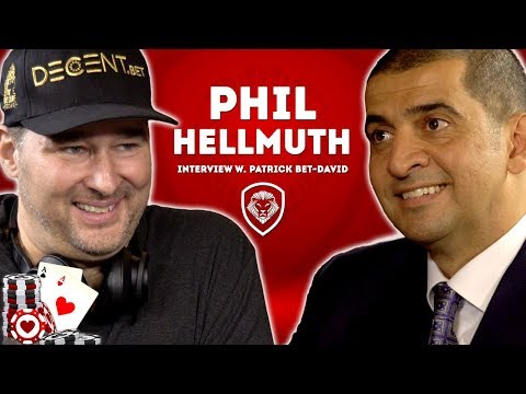 Phil Hellmuth - The Jedi Mind Tricks that Made Him Millions in Poker