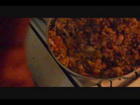 Cooking: Stuffed Bell Peppers-CREOLE STYLE!!!