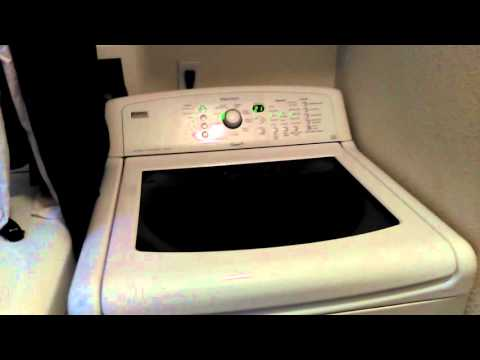 Kenmore Elite Oasis he will not drain diagnose and fix