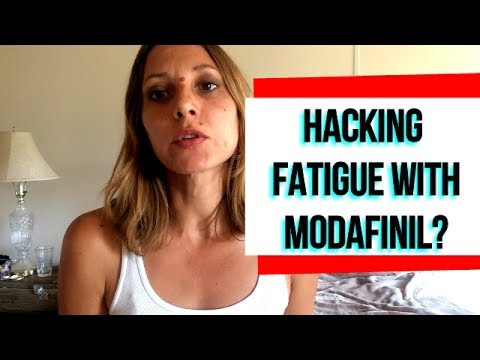 Modafinil Review: First Impressions