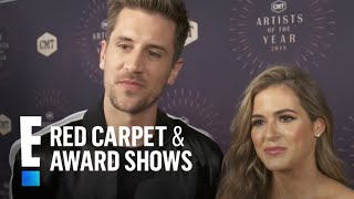 JoJo Fletcher & Jordan Rodgers Spill Wedding Deets | E! Red Carpet & Live Events