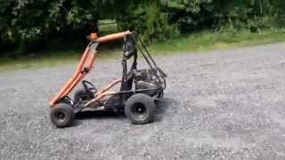How to remove the governor on a go kart engine clone 6 5 hp