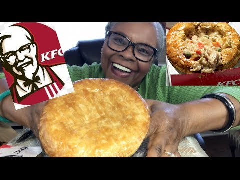 KFC $5 FILL UP MEAL * CHICKEN POT PIE * | REVIEW