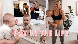 Day in the Life | Coffee, Feeding Fox, My Body & Working Out!
